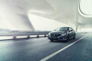 Honda Civic: Updates für das neue Modelljahr