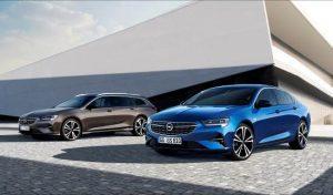 Opel Insignia: Neuer Look und moderne Lichttechnologie