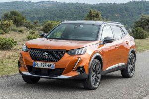 Peugeot: 2008 und e-2008 ab sofort bestellbar