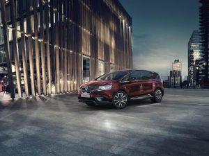 Renault Espace: Modellpflege für das Crossover-Modell