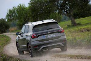 VW T-Cross: Ab sofort mit neuer Motorisierung bestellbar