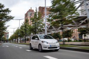 Skoda Citigo-e iV im Test: Die Zukunft des Stadtflitzers ist voll geladen