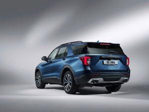 Ford Explorer Plug-in-Hybrid im Test (2020): Rückkehr im Breitbandformat