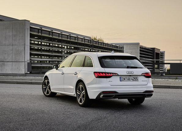 Audi A4 Avant G Tron 2019 Test Neuer Mittelklasse Kombi Mit Frischem Erdgasmotor Meinauto De