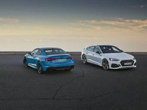 Audi: Updates für das RS 5 Coupé und den Sportback
