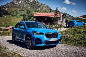 BMW: Neue Plug-in-Hybride für den X1 und X2