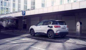 Citroen C5: Weltpremiere auf der Brüssel Motorshow