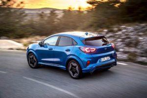 Ford Puma: Ein Crossover SUV mit modernen Technologien