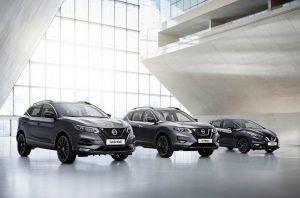 Nissan N-TEC: Hochwertige Sondermodelle für Micra, Qashqai und X-Trail