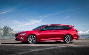 Opel Insignia GSi: Weltpremiere auf dem Brüsseler Autosalon
