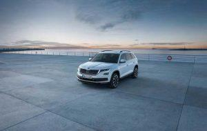 Škoda Kodiaq Drive 125 2020 (Test): der große Bär tanzt den Jubiläums-Sonderreigen