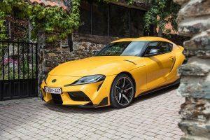 Toyota GR Supra: Neue Einstiegsvariante des Sportwagens