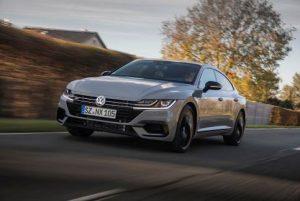 VW Arteon: Limitierte R-Line Edition vorgestellt