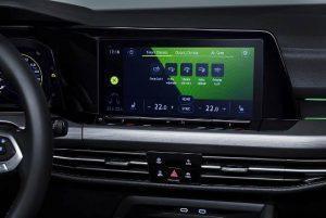 VW Golf: Premiere der intelligenten Klimasteuerung