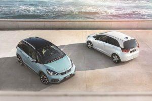 Honda Jazz: Hybrid-Performance im neuen Modell