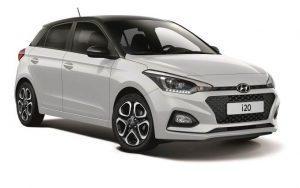 Hyundai Advantage: Sondermodelle für den i20, Kona und Tucson
