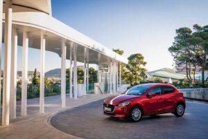 Mazda2: Update für das kleinste Familienmitglied