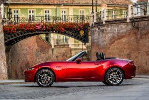 Mazda: Neue Angebotsstruktur für den MX-5 Roadster und MX-5 RF