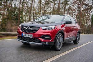 Opel Grandland X: Der neue E-Allrad