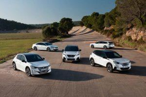 Peugeot: Marktstart der neuen Plug-In Hybride