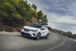 Renault Captur: Breites Spektrum an Personalisierungsmöglichkeiten
