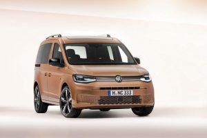 VW Caddy: Weltpremiere in Düsseldorf