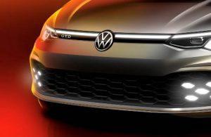 VW Golf GTD: Weltpremiere auf dem Genfer Autosalon