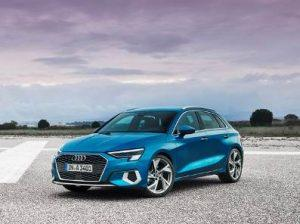 Audi A3 Sportback: Vierte Generation des Erfolgsmodells