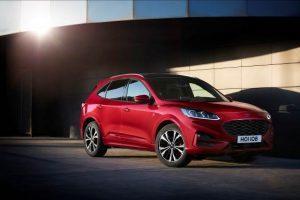 Ford Kuga: Verbrauch um 30 Prozent reduziert