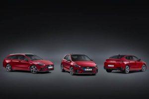 Hyundai i30: Überarbeitetes Modell vorgestellt