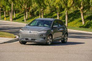 Hyundai Kona Elektro: Neue Reichweite bis zu 484 Kilometer
