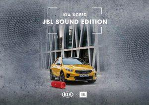 "Kia XCeed: Neues Sondermodell ""JBL Sound Edition"""