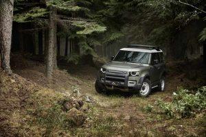 Land Rover Defender 90: Zweite Modellversion verfügbar