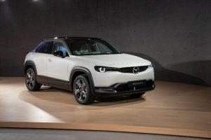 Mazda MX-30: Vorverkauf gestartet