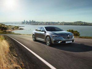 Renault Talisman: Mittelklassemodell mit neuen technischen Highlights