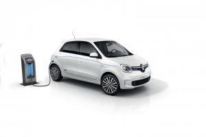Renault Twingo Z.E.: City-Car mit Elektroantrieb