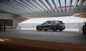 Seat Cupra Formentor: Erstes eigenentwickeltes Modell der Marke