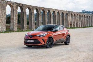 Toyota C-HR 2020 im Test: Facelift liefert mehr Qualität & Hybrid-Power