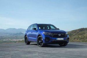 VW Touareg R: Premiere des neuen Hybriden