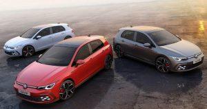 VW Golf: Details zum neuen GTI, GTE und GTD
