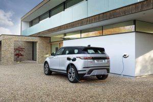 Land Rover: Range Rover Evoque und Discovery Sport als Plug-in-Hybrid erhältlich
