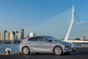 Hyundai Ioniq: Acht-Jahres-Garantie für den Elektro