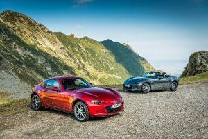 Mazda MX-5 RF 2020 im Test: mehr Fahrvergnügen & Sicherheit – weniger Abgase