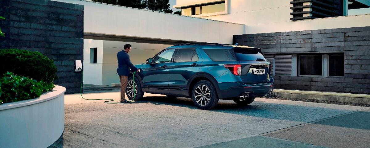 Ford Explorer: Auslieferung des SUVs in Europa gestartet