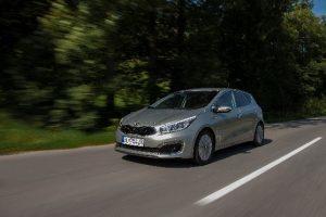 Kia Ceed: Diesel mit serienmäßigem Mildhybridsystem