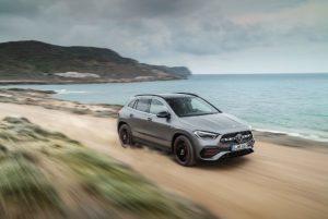 Mercedes-Benz GLA 2020: Mehr Charakter, mehr Sicherheit