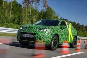 Opel Mokka: Letzter Schliff für die neueste Generation