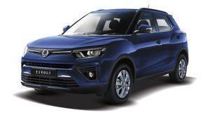 SsangYong Tivoli: Offizielle Premiere mit neuem Motor