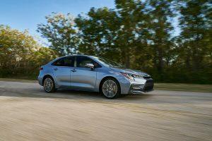 Toyota Corolla Hybrid 2020 im Test: der Rückkehrer & das doppelte Hybridgespann