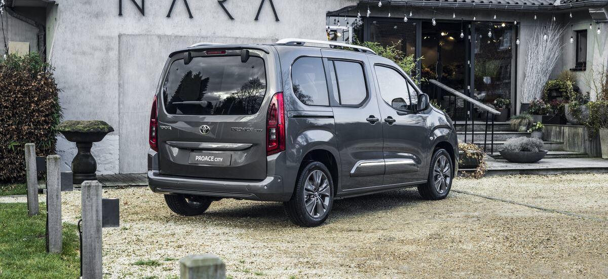 Toyota Proace City 2020 im Test: kompakt, aber geräumig?